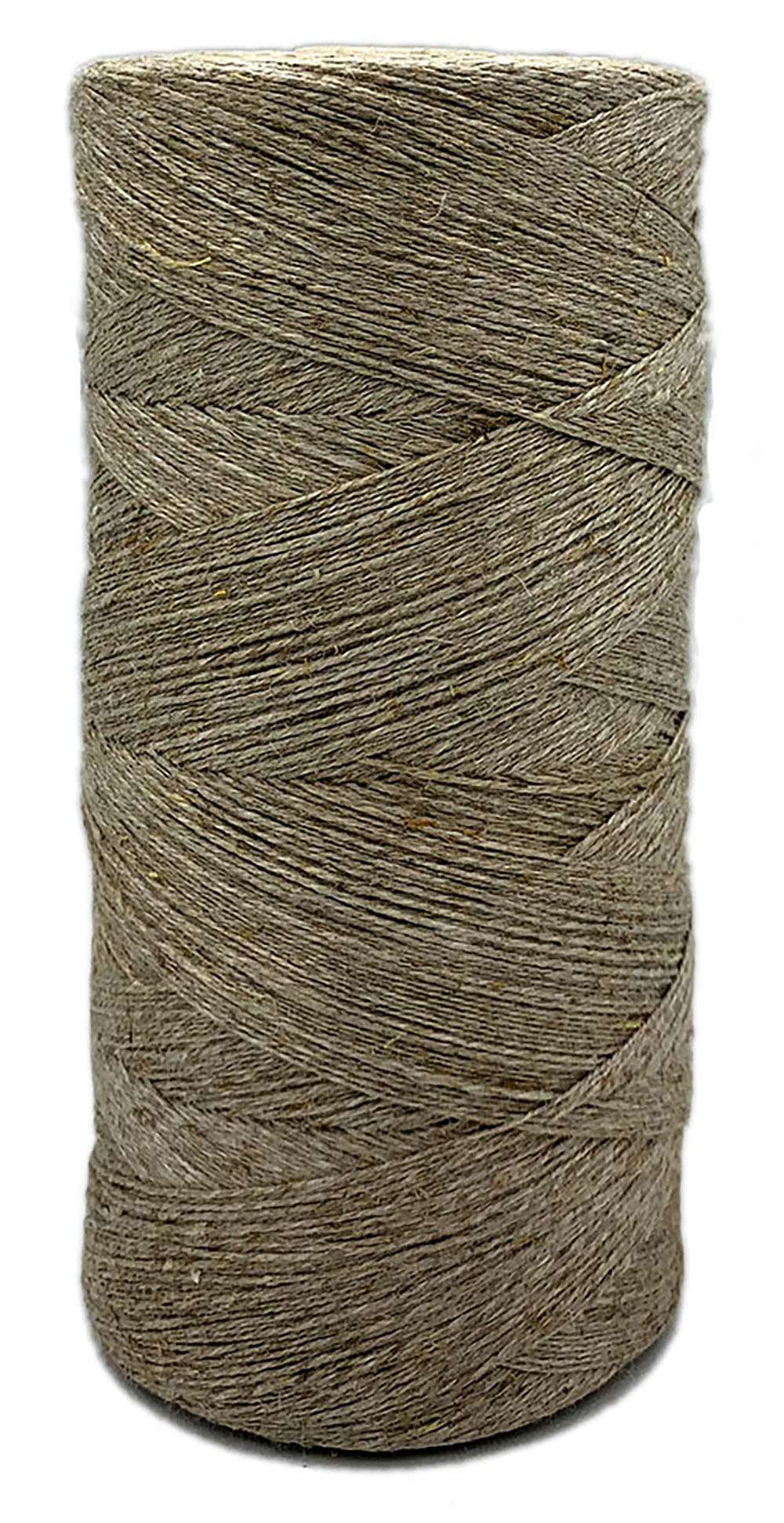 "4403 - 3 Strand Natural Hemp ""Fingering Weight"" Yarn"