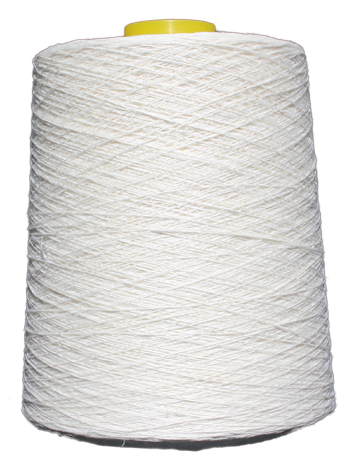 "4501 - Single Strand Bleached Hemp ""Super Fine Lace Weight"" Yarn"