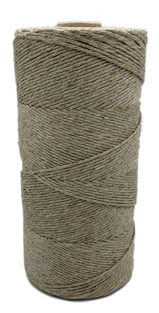 "4412 - 12 Strand Natural Hemp ""Worsted Weight"" Yarn"