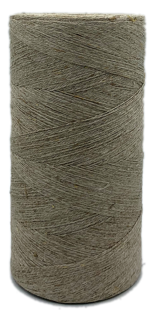 "4402 - 2 Strand Natural Hemp ""Lace Weight"" Yarn"