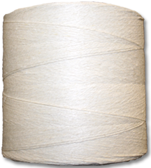 "4502 - 2 Strand Bleached Hemp ""Lace Weight"" Yarn"