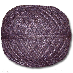 4100PU - 20 lb. Unpolished Purple Hemp Twine
