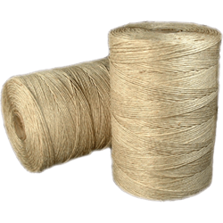 4223 - 1 Kg 48 lb. (±2mm) Natural Hemp Twine