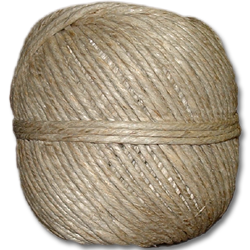 4300 - 170 lb. (±3.5mm) Natural Hemp Spring Twine