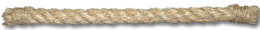 "4710 - 10mm (±3/8"") Hemp Rope"