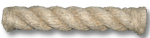 "4725 - 25mm (±1"") Hemp Rope"