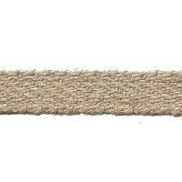 "6019 - 19mm (±3/4"") Hemp Webbing"