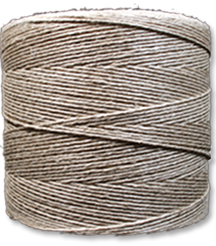 "4406 - 6 Strand Natural Hemp ""Double Knit Weight"" Yarn"