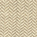 D4168 - Natural/Bleached Hemp Cheveron Weave