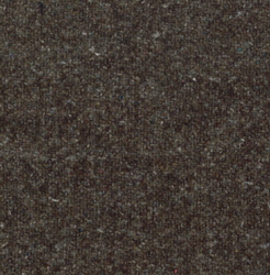 R400BR - Brown Recyled Hemp & Wool Twill Weave