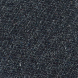 R400CH - Dark Gray Recyled Hemp & Wool Twill Weave