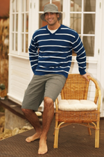 DH303 - Hemp and Organic Cotton Pullover